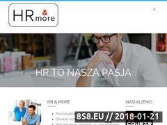 Miniaturka hrandmore.pl (Firma rekrutacyjna HR Warszawa)