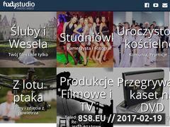 Miniaturka domeny www.hudy-studio.pl