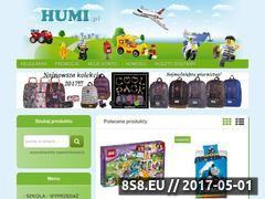 Miniaturka humi.pl (Plecaki szkolne)