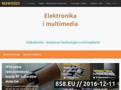 Miniaturka domeny humorpage.pl