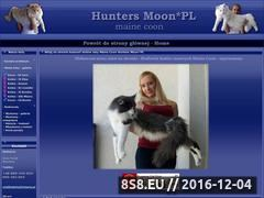 Miniaturka domeny www.huntersmoon.wroclaw.pl