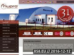 Miniaturka domeny www.hupro.pl