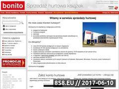Miniaturka domeny hurt.bonito.pl