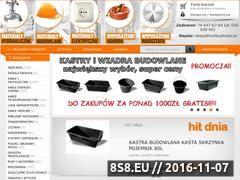 Miniaturka domeny hurtbudinstal.pl