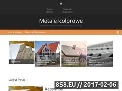 Miniaturka Blog o przemyśle metalowym (hurtownia-metali-kolorowych.d35.pl)