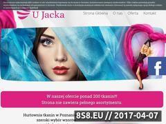 Miniaturka domeny hurtowniatkaninpoznan.pl