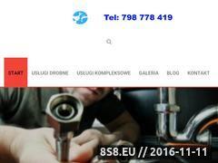 Miniaturka domeny www.hydraulik-krakow.com.pl