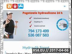 Miniaturka domeny www.hydraulik-sopot.pl