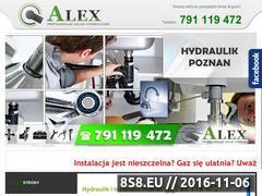 Miniaturka domeny www.hydraulik.poznan.pl