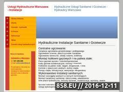 Miniaturka domeny hydraulikogrzewanie.pl