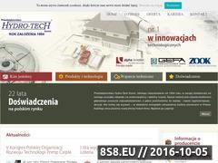 Miniaturka domeny www.hydro-tech.pl