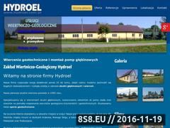 Miniaturka domeny www.hydroel.com.pl