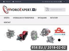 Miniaturka domeny hydroexpert.eu