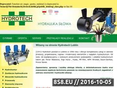 Miniaturka domeny www.hydrotech.lublin.pl