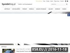 Miniaturka hyundai-blog.pl (Blog o samochodach Hyundai)