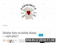 Miniaturka domeny i-ciucholand.pl