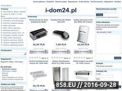 Miniaturka domeny i-dom24.pl