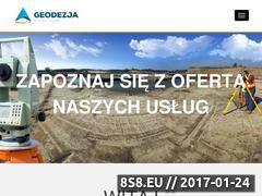Miniaturka domeny i-geodezja.pl