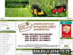 Miniaturka domeny www.i-ogrod.pl