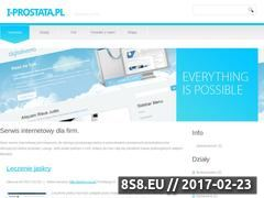 Miniaturka domeny www.i-prostata.pl