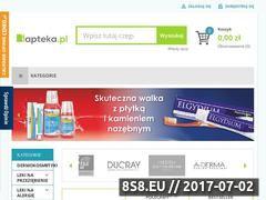 Miniaturka iapteka.pl (Apteka online)