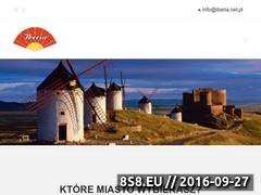 Miniaturka iberia.net.pl (Opisy najpiękniejszych hiszpańskich miast)