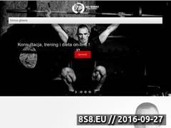 Miniaturka www.ibtrenerpersonalny.pl (Centrum Treningu Personalnego Igor Bilinskyi)