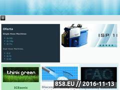 Miniaturka domeny iceclean.eu