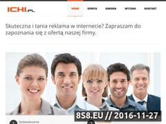Miniaturka domeny www.ichi.pl