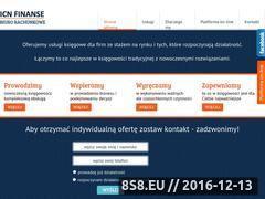 Miniaturka domeny www.icnfinanse.pl