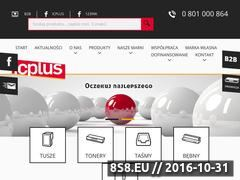 Miniaturka domeny www.icplus.pl