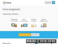 Miniaturka domeny www.ifirma.pl