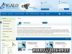 Miniaturka igalo.pl (Tusz i tonery do drukarek)