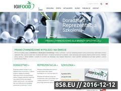 Miniaturka domeny www.igifc.pl