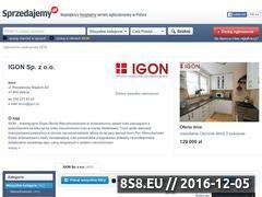 Miniaturka domeny igon.sprzedajemy.pl