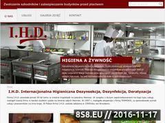Miniaturka domeny www.ihd.pl