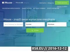 Miniaturka domeny www.ihouse.pl