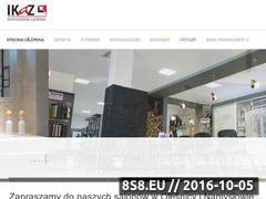 Miniaturka domeny www.ikaz.pl