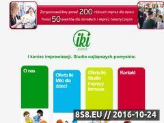 Miniaturka domeny iki-studio.pl