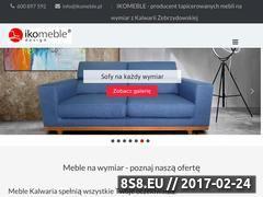 Miniaturka domeny ikomeble.pl