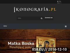Miniaturka domeny www.ikonografia.pl