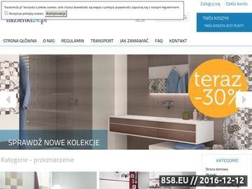 Zrzut strony Płytki ceramiczne, kafelki, glazura - sklep ilazienki24.pl