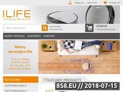 Miniaturka ilifesklep.pl (Ilife Polska - sklep)