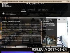 Miniaturka domeny ilonnhotel.pl