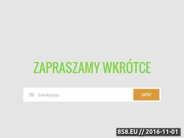 Zrzut strony Projektowanie stron www,CMS, reklama internetowa, IMAGE-STUDIO Szymon Sułkowski