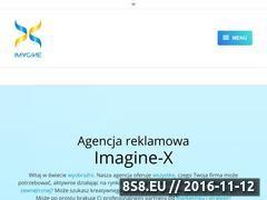 Miniaturka domeny imagine-x.pl