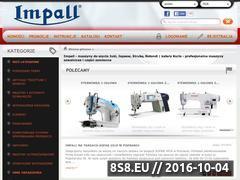Miniaturka domeny www.impall.pl