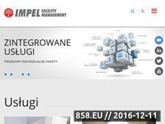 Miniaturka domeny impelfm.pl