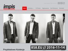 Miniaturka domeny www.impis.pl