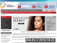 Miniaturka domeny importmania.pl